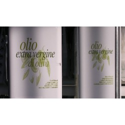 Lattina di Olio extravergine biologico